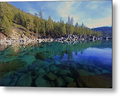Metal Print featuring the photograph Wondrous Waters by Sean Sarsfield