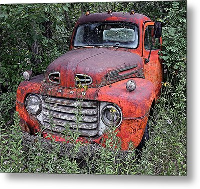 Metal Print featuring the photograph Wooded Ford by Christopher McKenzie