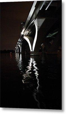 Woodrow Wilson Bridge - Washington Dc - 011321 Metal Print by DC Photographer