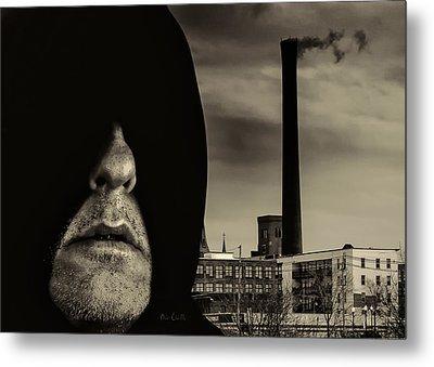 Working Class Man Metal Print by Bob Orsillo