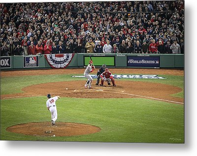World Series Game Six 2 Metal Print