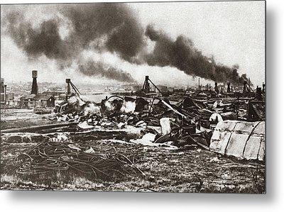 World War I Galicia Metal Print by Granger