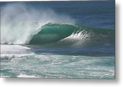 World's Most Perfect Wave . . . Metal Print by Kevin Smith
