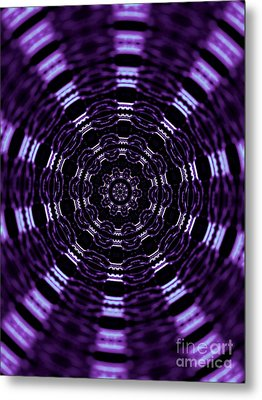 Wormhole Metal Print by Robyn King
