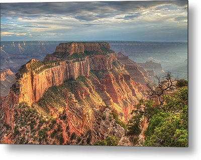 Metal Print featuring the photograph Wotan's Throne by Jeff Cook