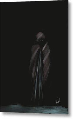 Wraith Metal Print