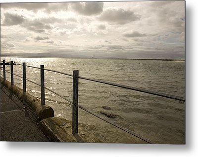 Across The Bay Metal Print by Pro Shutterblade