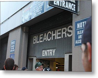 Yankee Entrance Metal Print by Jamie Christian