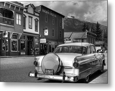 Yesteryear Metal Print by Dawn Currie