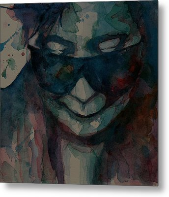 I Don't Know Why Metal Print by Paul Lovering