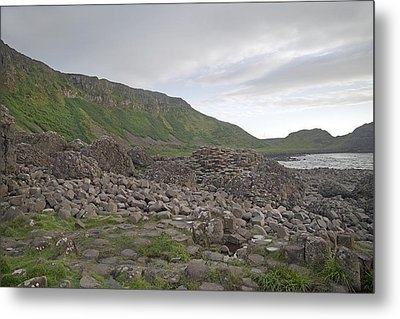 You Rock -- Giant's Causeway -- Ireland Metal Print