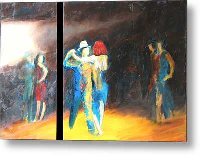 You Shine  Diptych Metal Print by Keith Thue