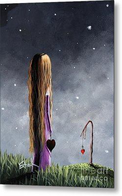 You Will Always Be Remembered Metal Print by Shawna Erback