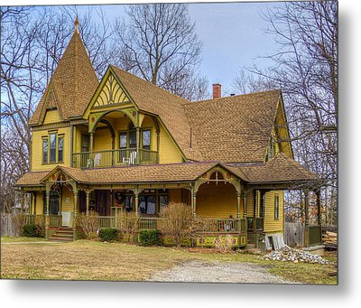 Ypsilanti's Grand Old Dames And Lovely Ladies #2 Metal Print by MJ Olsen