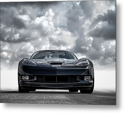 Z06 Metal Print by Douglas Pittman