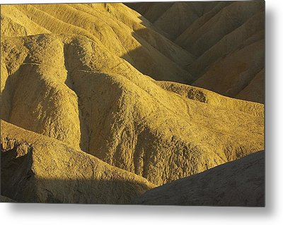 Zabriski Point #4 Metal Print by Stuart Litoff
