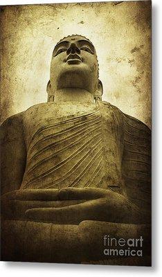 Zen Metal Print by Andrew Paranavitana