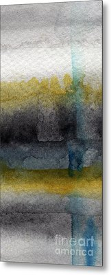 Zen Moment Metal Print by Linda Woods
