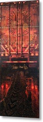 Zen Transport Metal Print by Blue Sky