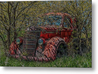 Zero Emissions  Metal Print by Ray Congrove