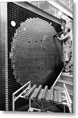 Zero Power Plutonium Reactor Metal Print