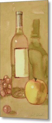 Zinfandel One Metal Print