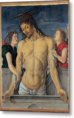 Zoppo Marco, Dead Christ Supported Metal Print
