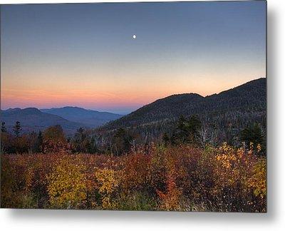 Mountain Twilight Metal Print by Jim Neumann