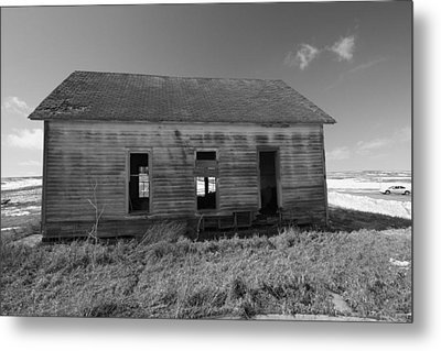 Visions Of Learning Past Metal Print by Rick Rauzi