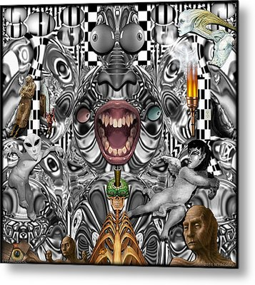 01904026col Metal Print by Michael Yacono