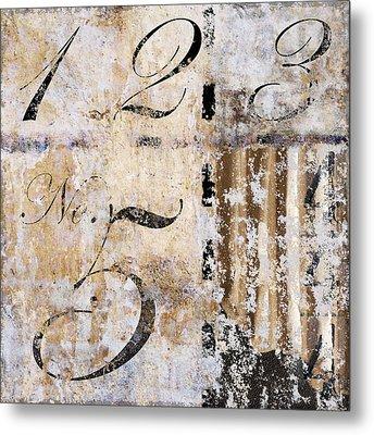 1235 Hidden 4 Metal Print by Carol Leigh