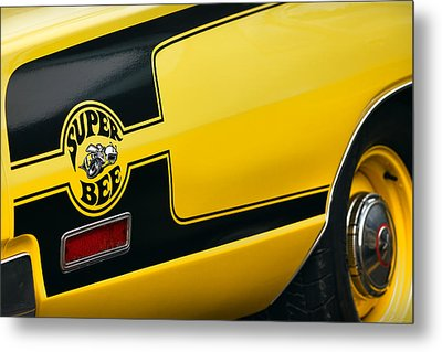 1970 Dodge Coronet Super Bee Metal Print by Gordon Dean II