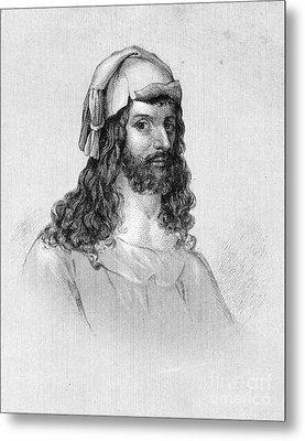 Albrecht D�rer (1471-1528) Metal Print by Granger