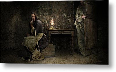 An Uncommon Miracle Emily Geiger Metal Print