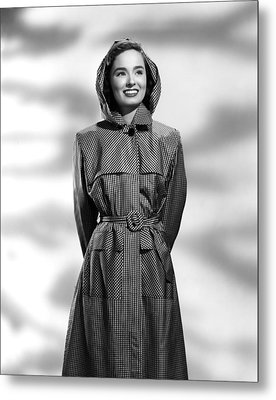 Ann Blyth, 1946 Metal Print by Everett