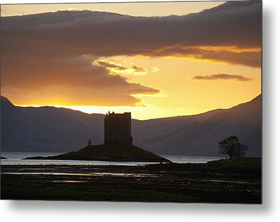 Appin, Argyll & Bute, Scotland Metal Print by Axiom Photographic