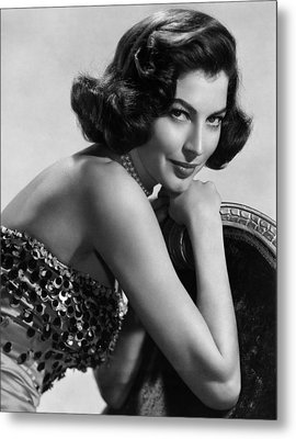 Ava Gardner, 1952 Metal Print by Everett