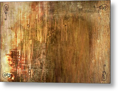 Bamboo Metal Print by Christopher Gaston