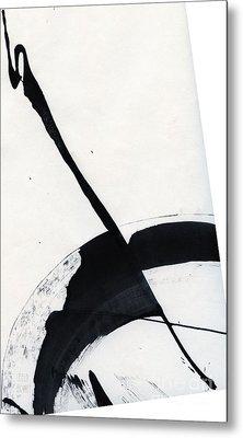 Bird In Flight Metal Print