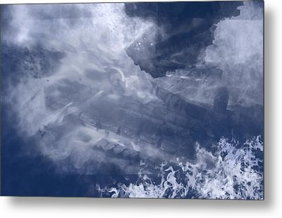 Birth Of A Dream Metal Print by Christopher Gaston
