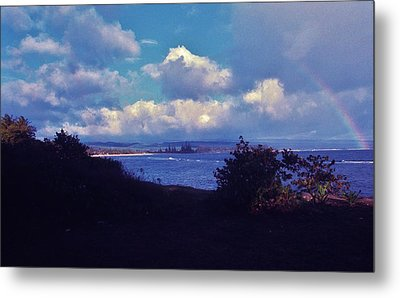 Metal Print featuring the photograph Birth Of A Rainbow by Craig Wood
