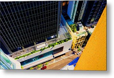 Brisbane 25th Floor 05 Metal Print