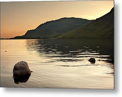 Close To Water Metal Print by Svetlana Sewell