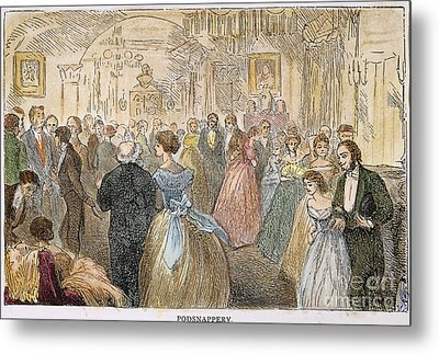 Dickens: Our Mutual Friend Metal Print by Granger