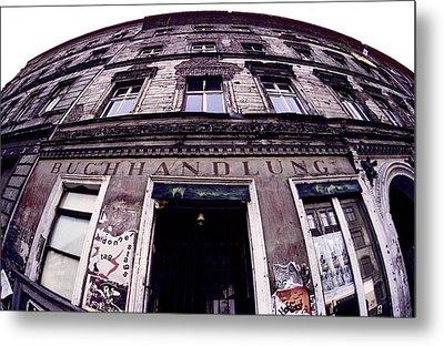 East Berlin Metal Print