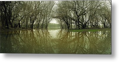 Edwards Ferry Metal Print