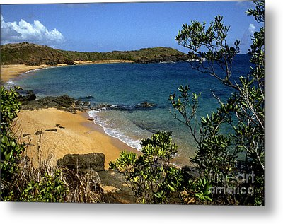 El Convento Beach Metal Print by Thomas R Fletcher