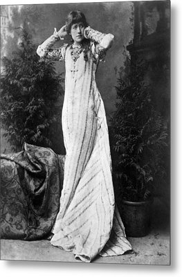 Ellen Terry (1847-1928) Metal Print by Granger