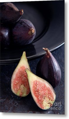 Figs Metal Print by HD Connelly