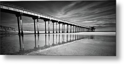 Foreshore Metal Print by Ryan Weddle